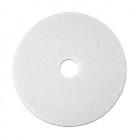 Pad abrasif - Blanc (lustrage) - Ø 400 mm