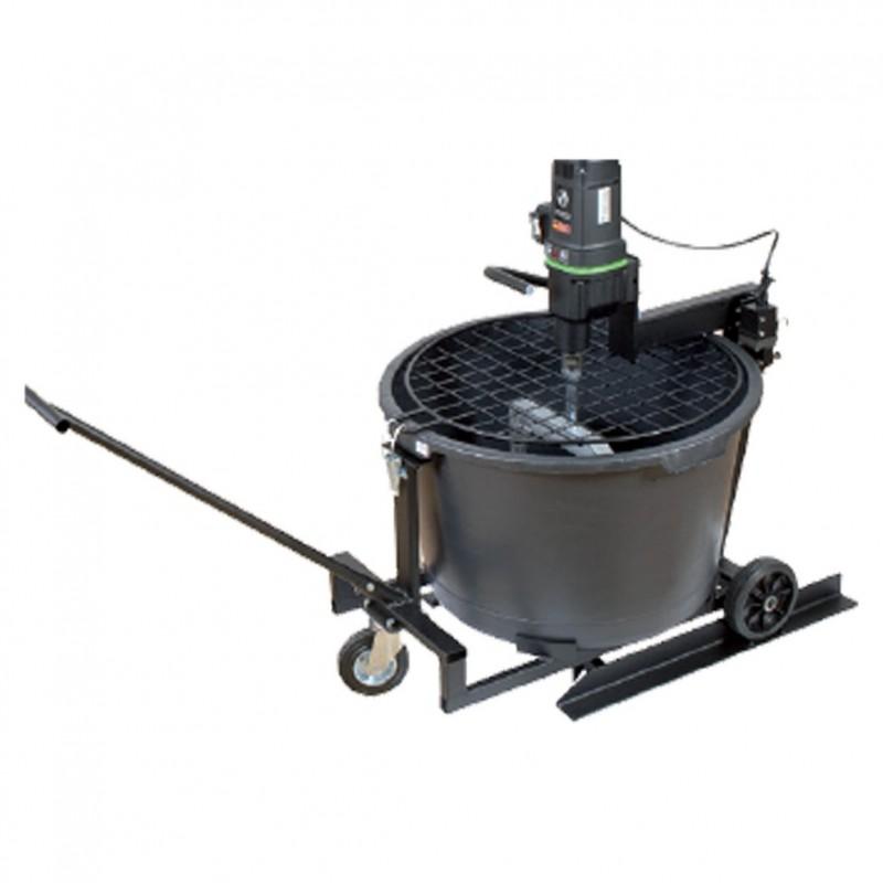 Station de malaxage - 90 litres