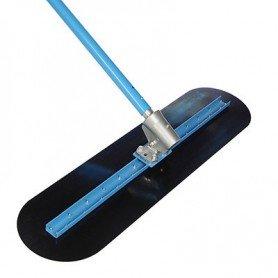 Grande lisseuse bleue 240 x 30 cm (3 manches inclus)