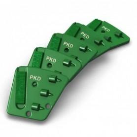 Segments de ponçage PCD