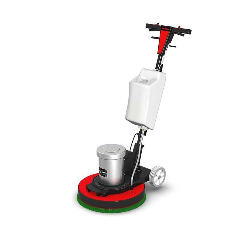 Monobrosse + kit d'accessoires de nettoyage