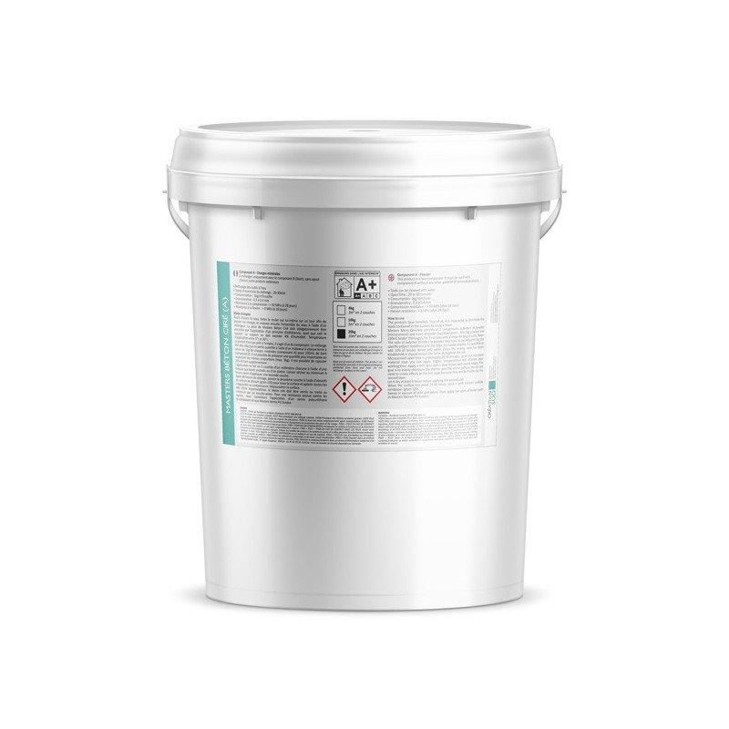 Charges minérales (composant A) - Masters Béton Ciré