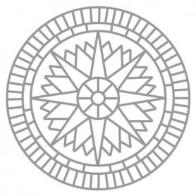 Matrice Cercle Aztec