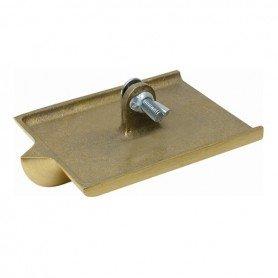 Fer à joints en bronze pour manche