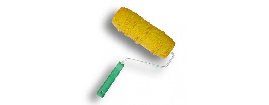 Accessoires très utiles pour un béton imprimé, ou béton marqué
